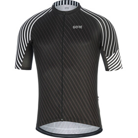GORE WEAR C3 Jersey Herre black/white